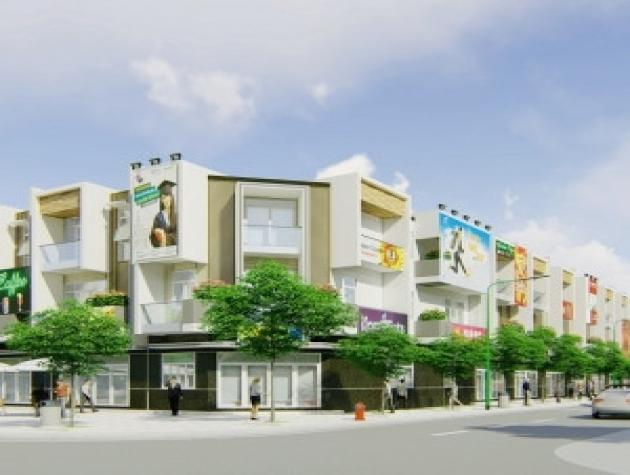 Sự kiện được trông đợi: Mở bán dãy shophouse mặt tiền Trương Công Quyền tại TP. Bà Rịa
